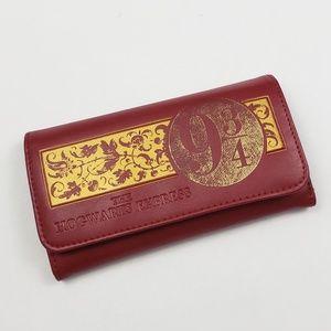 Harry Potter Hogwart Express wallet